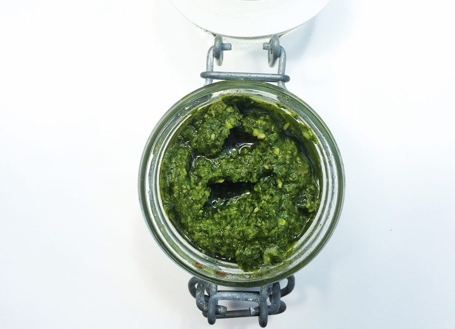 Pesto by Catherine Arnold Nutrition