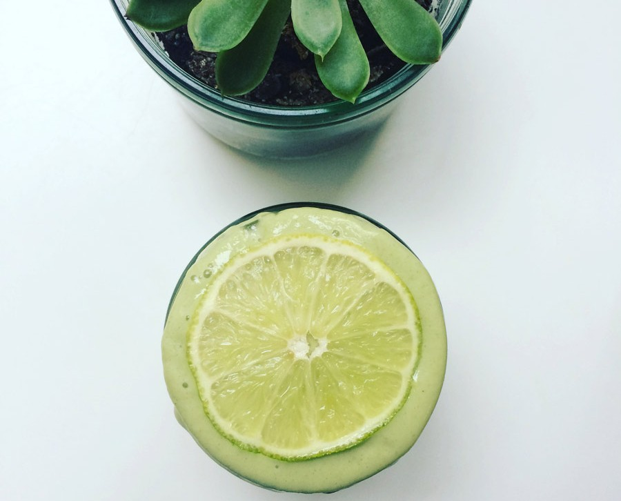 Green smoothie by Catherine Arnold Nutrition